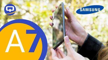 Обзор Samsung Galaxy A7 (2018) / /