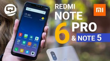 Обзор Xiaomi Redmi Note 6 Pro / /