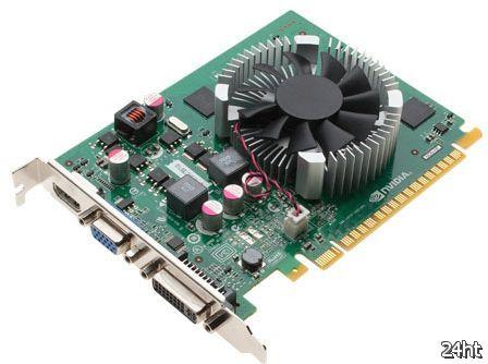 Ассортимент NVIDIA пополнила 3D-карта GeForce GT 440