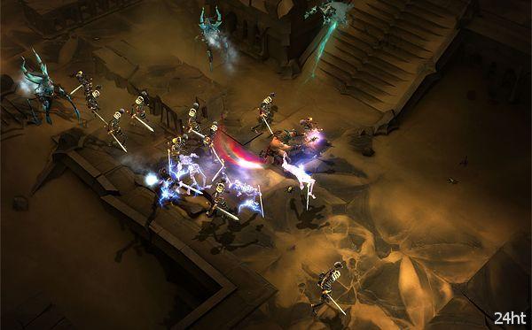 Blizzard «очень хочет» выпустить Diablo III в 2011-м