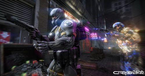 Crytek не будет игнорировать ПК
