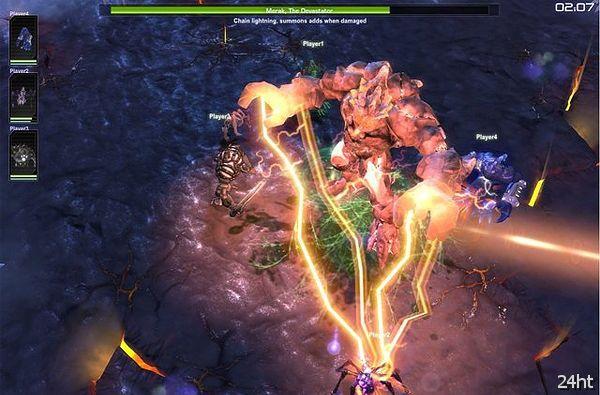Darkspore, новая игра Maxis, появится в конце марта