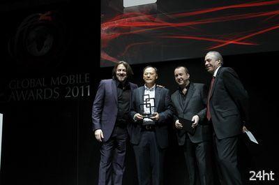 HTC признана лучшим производителем 2010 года