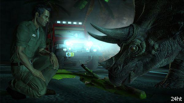 Квест Telltale Games «Парк юрского периода» выйдет в апреле