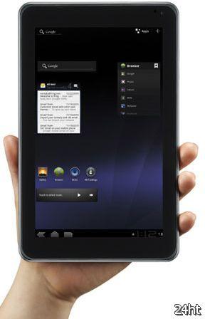 LG представила планшет Optimus Pad