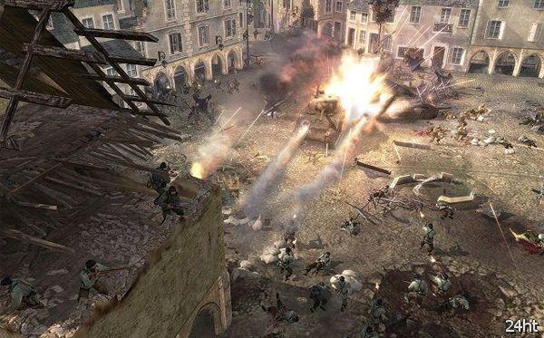 MMO-проект Company of Heroes Online закрыт
