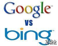 Microsoft Bing копирует результаты поисковой выдачи Google