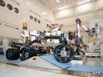 Новый марсоход NASA подорожал на 80 миллионов долларов