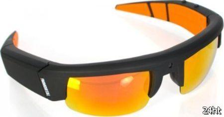 Очки, оснащенные видеокамерой, для ценителей экстрима