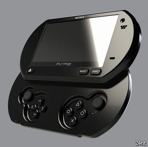 PSP2 получит поддержку 3G и AMOLED-дисплей?