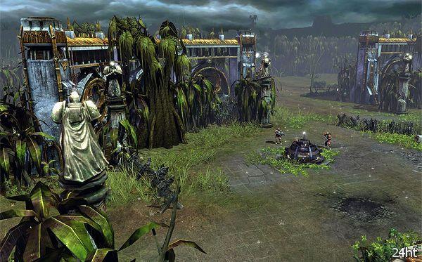 Появилась общедоступная бета-версия Dawn Of War II: Retribution