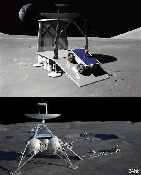 Россия вступила в лунную гонку частным порядком