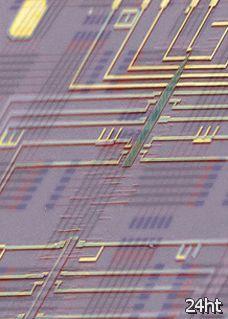 Создан первый программируемый нанопроцессор