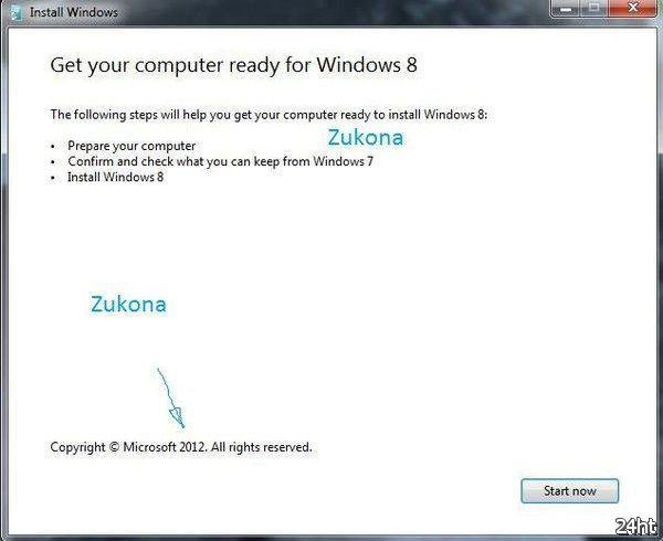 В Microsoft произошла утечка информации о следующей версии Windows