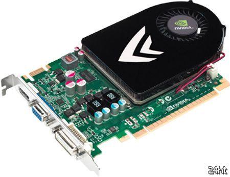 Вариант 3D-карты NVIDIA GeForce GT 440 для OEM имеет больше ядер CUDA и памяти