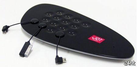 Zip Touch-n-go – мультизарядное устройство для современных гаджетов