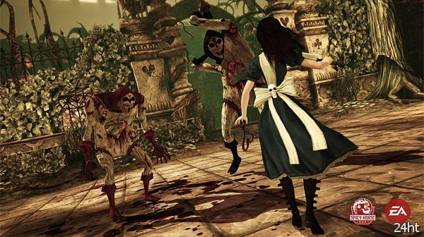 Alice: Madness Returns выйдет 14 июня
