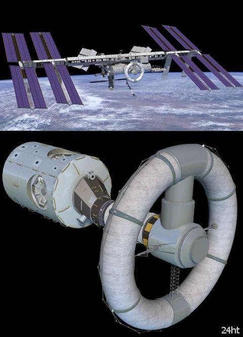 Американцы придумали корабль для дальних космических полётов