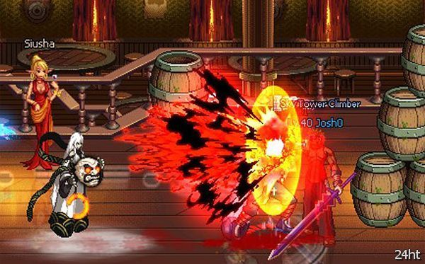 Dungeon Fighter Online — первая бесплатная игра для Xbox 360