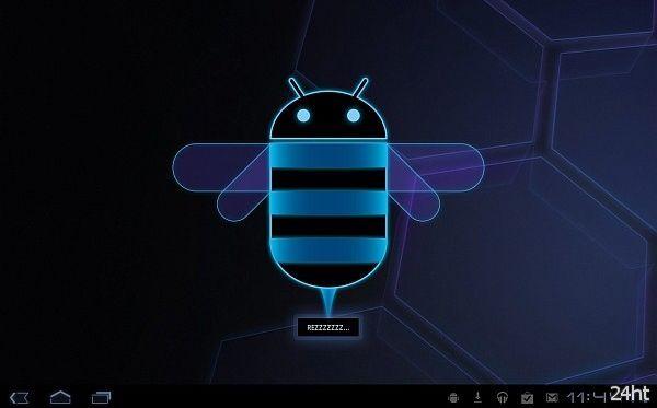 Google временно оставит закрытым доступ к коду Android 3.0 Honeycomb
