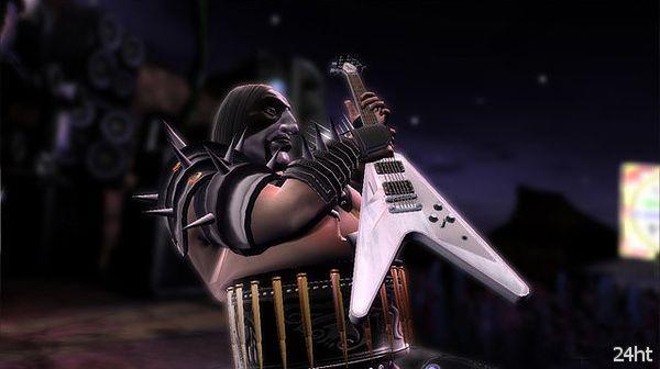 Guitar Hero III: Legends of Rock стала самой прибыльной в США игрой