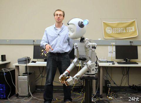 Инженеры обучили робота невербальной коммуникации