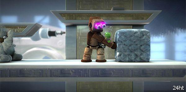 LittleBigPlanet 2 превратится в обучающую платформу