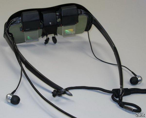 Vuzix разработала оптические HMD-очки с дополненной реальностью