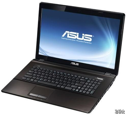 ASUS K73: ноутбук на базе Huron River с ценой от 500 евро