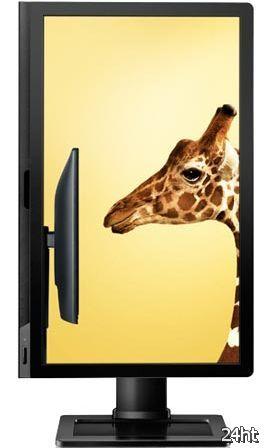 Монитор BenQ BL2201PT имеет антибликовый экран и встроенный таймер