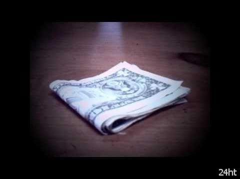 """""""Невидимый"""" зажим для денег"""