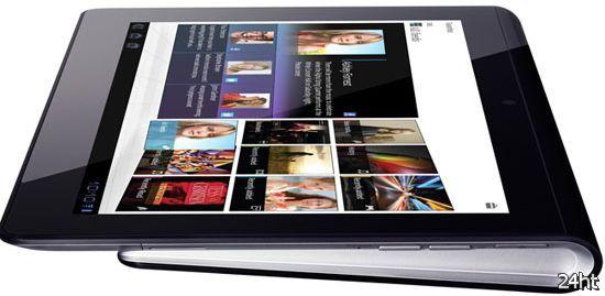 Официальный анонс планшетов от Sony – S1 и S2