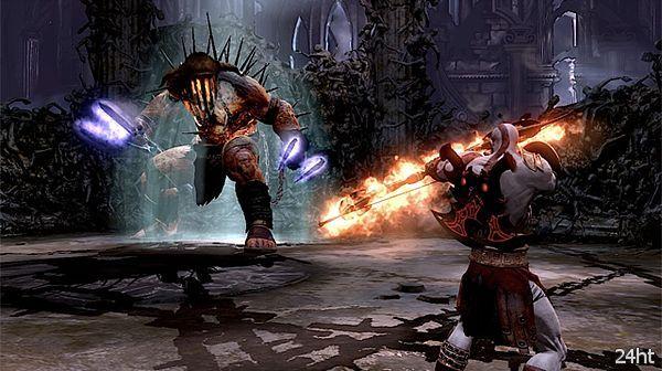 Релиз God of War 4 намечен на сентябрь 2012 года