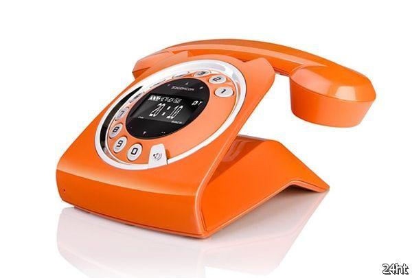 Sagemcom Sixty: дисковые телефоны возвращаются!