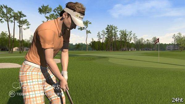 Tiger Woods PGA Tour 12: The Masters стала самой продаваемой игрой серии