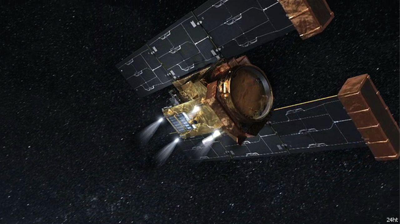 Зонд Stardust завершил миссию и отправился в свободное плавание