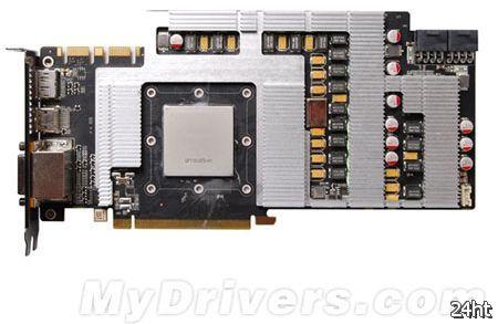 Zotac готовит вариант GeForce GTX 580 с экстремальной системой охлаждения