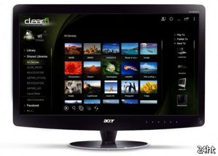 Acer Web Surf Station: Full HD-моноблок с веб-браузером