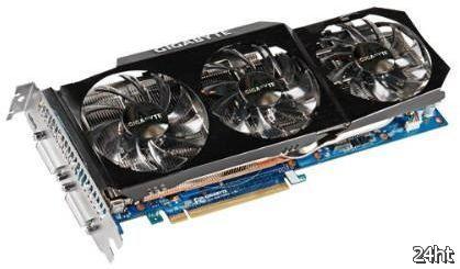 Ассортимент Gigabyte пополнился 3D-картой GeForce GTX 570 серии Super Overclock