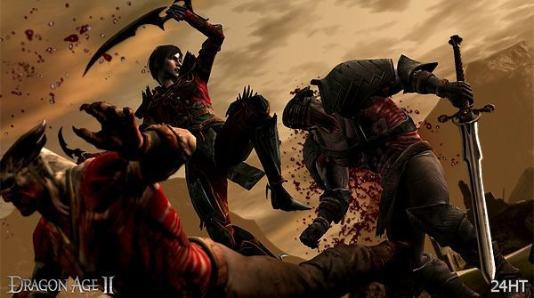 BioWare работает над Dragon Age III