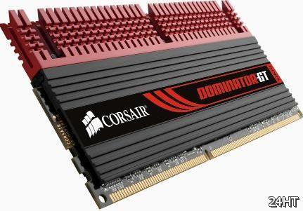 Corsair выпустила самый быстрый набор модулей ОЗУ объемом 8 ГБ: Dominator GT CMGTX7