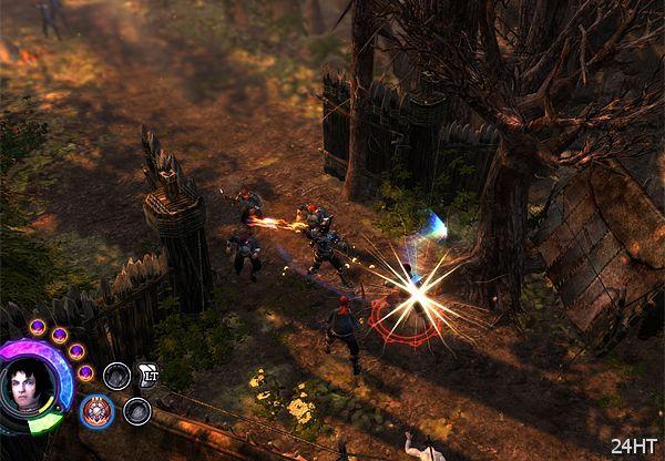 Демоверсия Dungeon Siege III выйдет на следующей неделе