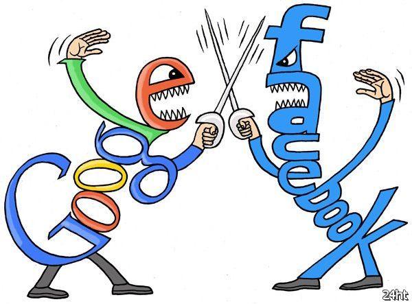 Facebook строит козни против Google