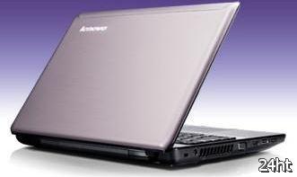 Lenovo оценивает ноутбук IdeaPad Z570 на процессорах Sandy Bridge в 9