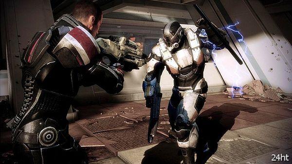 Релиз Mass Effect 3 откладывается до 2012 года