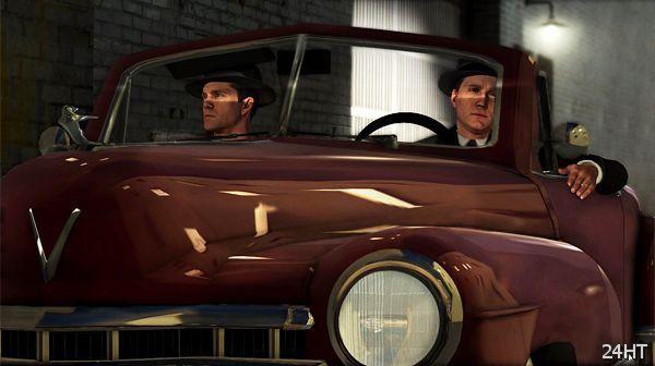 Российская премьера L. A. Noire состоится после 25 мая