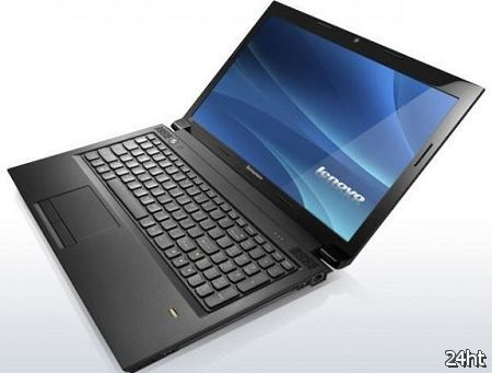 Цена ноутбука Lenovo B470 на базе платформы Sandy Bridge стартует с отметки 0