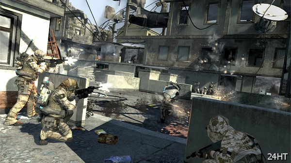 Ubisoft представила игру Tom Clancy's Ghost Recon Online