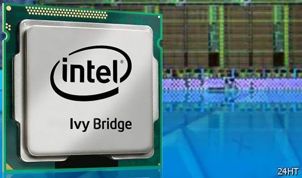 В марте—апреле 2012 года Intel выпустит только 4-ядерные Ivy Bridge