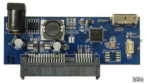 VIA выпускает новый энергоэффективный мост USB 3.0 — SATA
